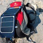 Tragbare Solarmodule liefern Sonnenstrom für Smartphone und Co.