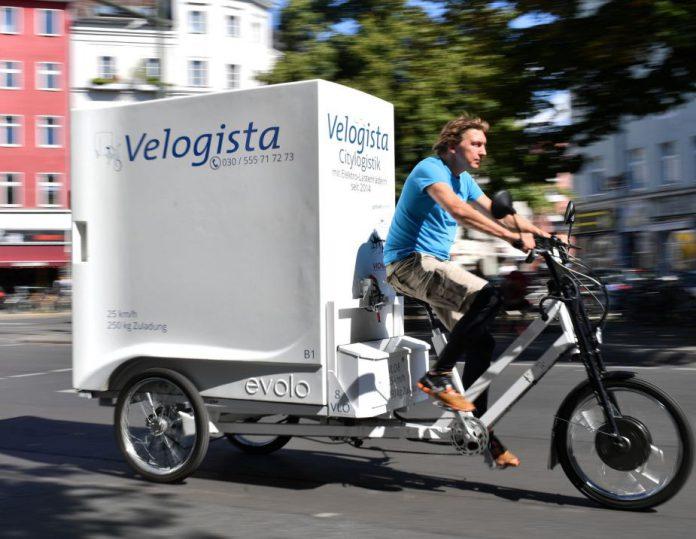 Umweltfreundliche Partnerschaft - verduro.de und Velogista