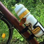 Chimpanzee Bottle auf Spendenradtour