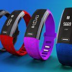 Pulsuhr und Fitness Tracker